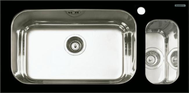 93950/203 Pia Para Granito Vitra W 1.5C 56 - Tramontina  - COLAR