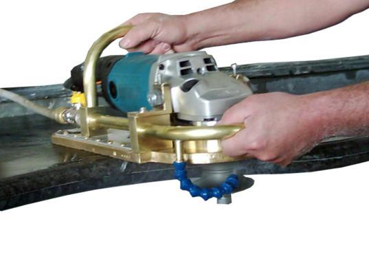 Base Fresadora para máquinas elétricas  - COLAR