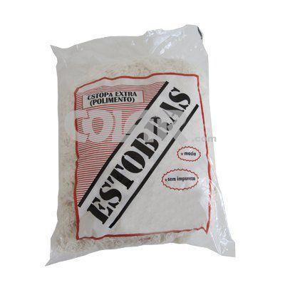 Estopa Branca De Limpeza 5Kg  - COLAR