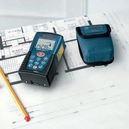 Medidor De Distância a Laser DLE 40 - Bosch  - COLAR