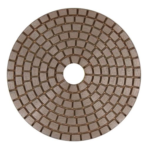 Disco de Desbaste Flexível Colar de Cobre 100mm Para Mármores, Granitos e Pedras Ornamentais   - COLAR