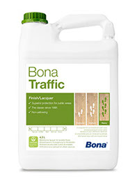 Traffic Semi Brilho 4,95L - Bona  - COLAR