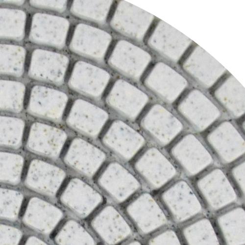 Disco de Polimento Flexível IT Branco 100 e 125mm - Colar  - COLAR