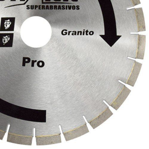 Serra Diamantada Para Máromore e Granito Pro 350mm - Shark  - COLAR