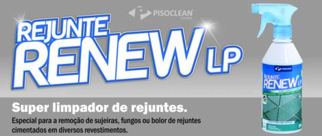 Rejunte Renew LP 500ml  - COLAR