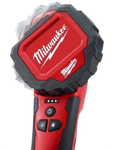 M-Spector 360™ Visor Giratório Para Câmera Multimídia De Inspeção (9 mm) M12™  - 2313-159 - Milwaukee  - COLAR