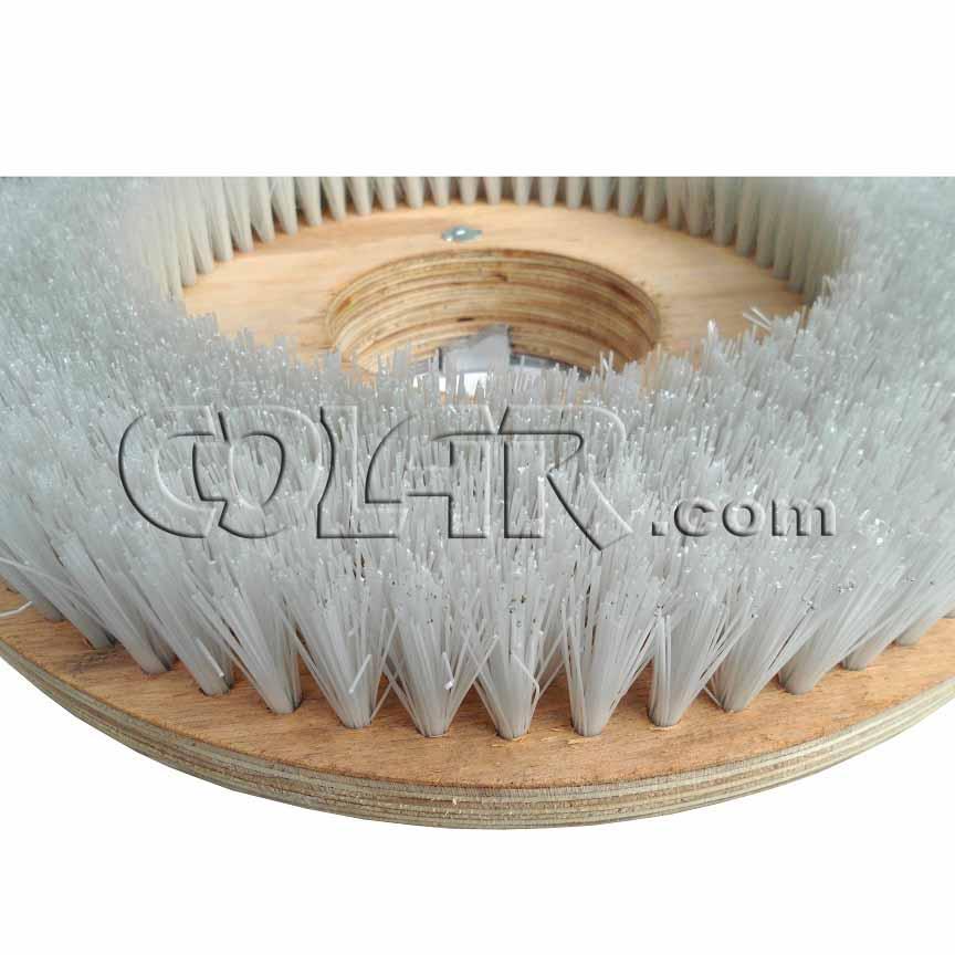 Escova Lavar Para Enceradeira / Conservadora Modelo Certec  - COLAR