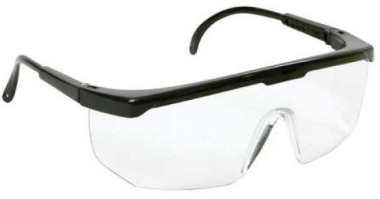 Oculos Protecao Jaguar Incolor  - COLAR