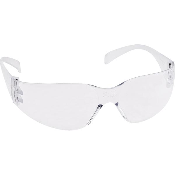 Óculos Proteção Virtua Transparente - 3M  - COLAR