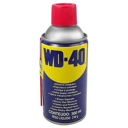 WD40  Spray 300ml  - COLAR