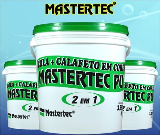 Cola Calafeto PU Mastertec 05 - Castanho  - COLAR