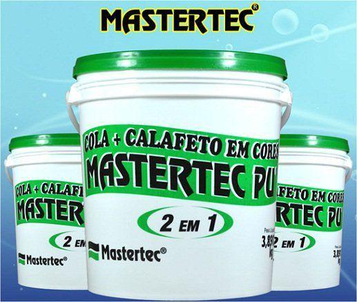 Cola Calafeto PU Mastertec 03 - Cerejeira  - COLAR