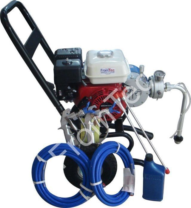 Máquina de Pintura Airless Sprayer DP-6845 - FT  - COLAR