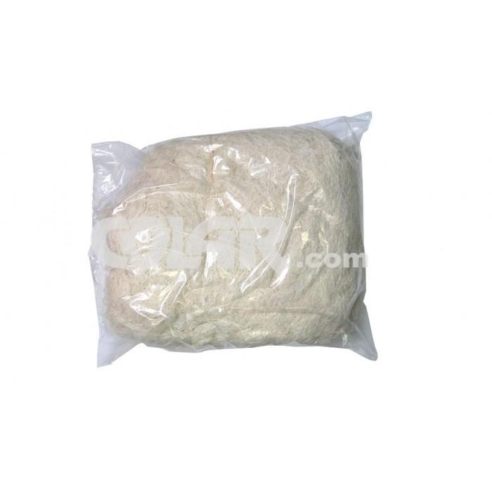 Estopa Branca Extra Pura 1kg  - COLAR