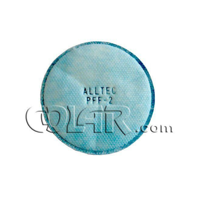 Filtros Para Respirador P2 Pacote Com 10 Unidades  - COLAR