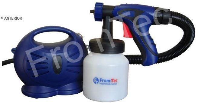 Pistola Pintura Elétrica com Misturador FT.PM02  - COLAR