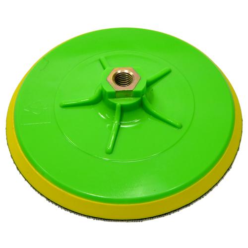 Suporte de Lixa com fecho de contato e Espuma 180mm - Colar  - COLAR