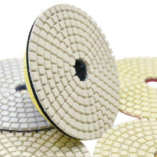 Suporte de Lixa 4 Polegadas (100mm) com Velcro e Espuma - Colar  - COLAR