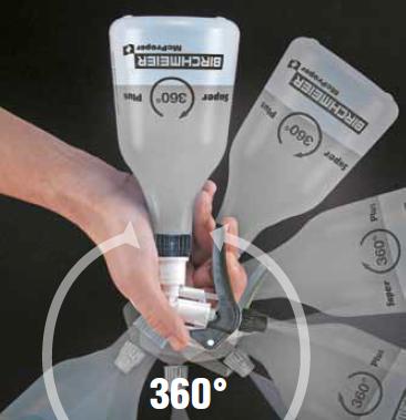 Borrifador 360° Super Plus - McProper  - COLAR