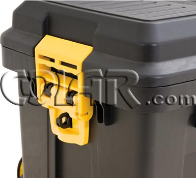 Caixa Plastica Com Roda CRV 0200 - Vonder  - COLAR
