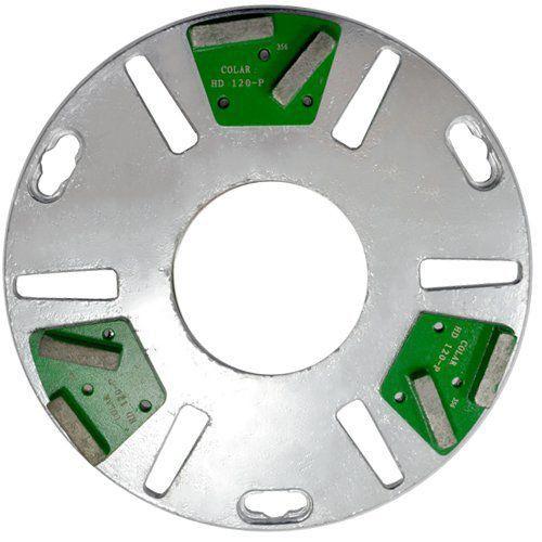 HTC Inserto Diamantado Encaixe Parafuso Hard Bond (Liga Dura) - Colar  - COLAR