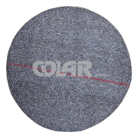 Disco de Lã de Aço 45cm   - COLAR