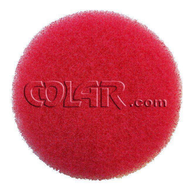 Disco 194mm Lustrador Vermelho - MS1064  - COLAR