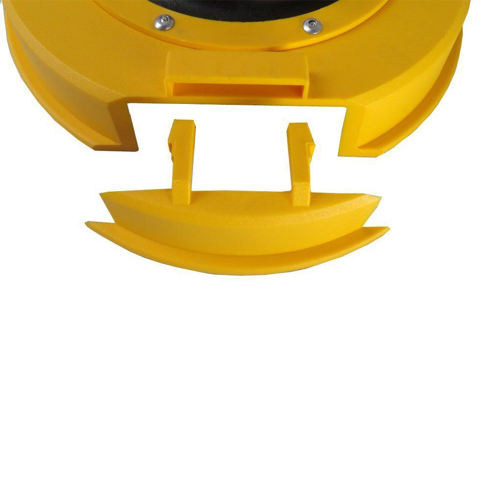 Coletor de Pó Makita Para Lixadeira 180mm  - COLAR