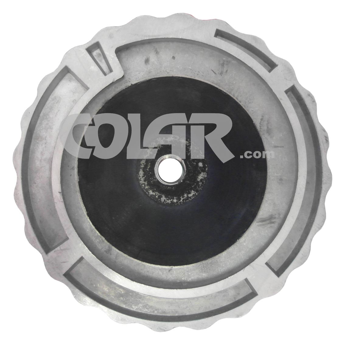 Suporte Para Rebolo Caracol 130mm  - COLAR