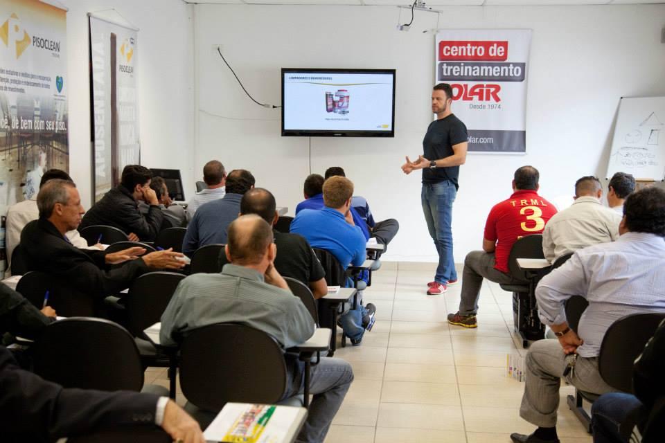 Curso Universidade do Piso UP Colar/Pisoclean  - COLAR