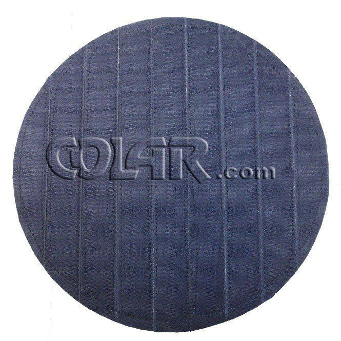 Borracha com Velcro   - COLAR