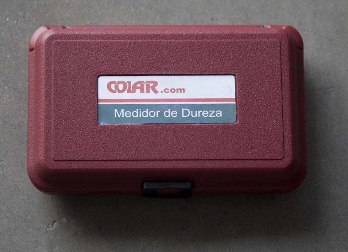 Medidor de dureza (Kit)  - COLAR