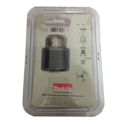 Conjunto Mandril S13 + Chave + Adaptador - B-12887 Makita  - COLAR