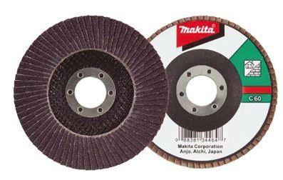 Disco Flap 180mm grão 060 D38102 - Makita  - COLAR