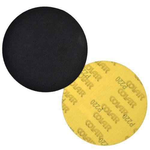 Lixa de Brilho Espanhola para Polimento 180mm - Colar  - COLAR
