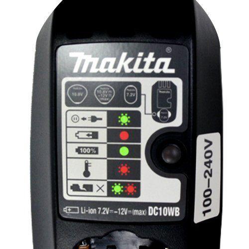 Carregador BI Volt P12V Max 1969645 - Makita  - COLAR