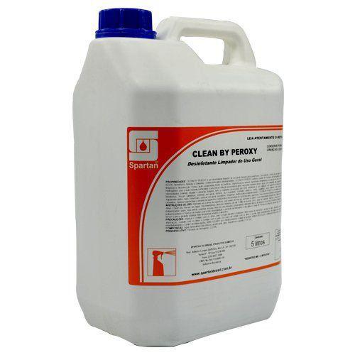 Clean By Peroxy - Desinfetante de Uso Geral - 5 Litros  - COLAR