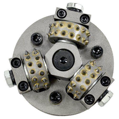Sistema Apicoador 125mm 3 Rebolos  - COLAR