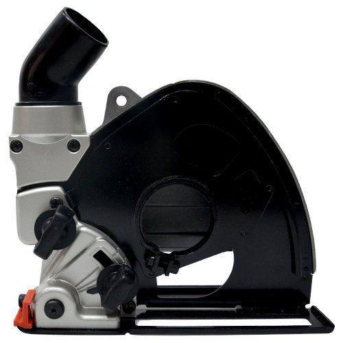 Coletor de Po Makita Modelo 196846-1 Para Esmerilhadeiras Angulares de 115mm e 125mm  - COLAR