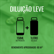Detergente Limpa Pedras e Pôs Obra 1 Litro - Bellinzoni ♥ Home Care  - COLAR
