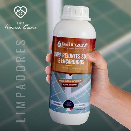 Detergente Limpa Rejuntes Sujos e Encardidos 1 Litro - Bellinzoni ♥ Home Care  - COLAR
