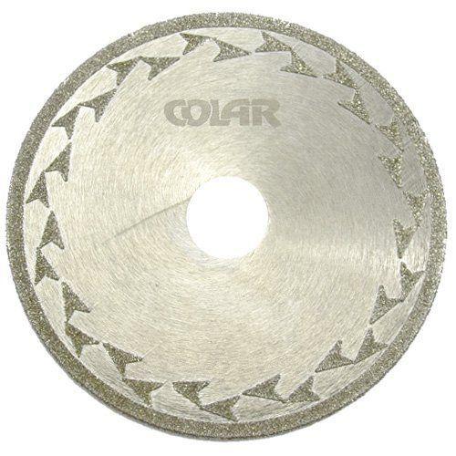 Disco de Corte Diamantado Eletrolítico 110 mm - Colar