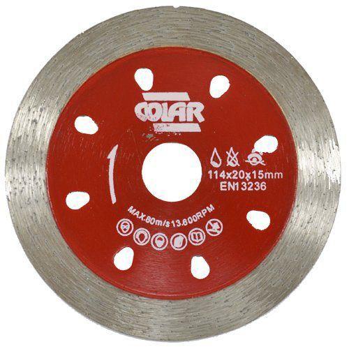 Disco de Corte  Contínuo Premium 114mm - Colar