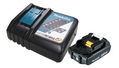 Kit Combo à Bateria DTD152+DHP453 DLX2142AX2 -  Makita  - COLAR