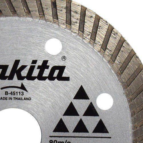 Disco de Corte Turbo B45113 - Makita  - COLAR