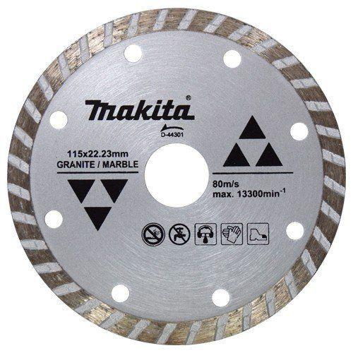 Disco de Corte para Esmerilhadeira D44301 - Makita  - COLAR