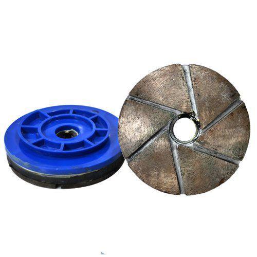 Abrasivo Para Acabamento em Máquinas Poliborda Metálico 125mm - Colar  - COLAR