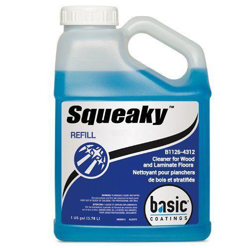 Squeaky Refill - Limpador / Neutralizador Para Madeira e Laminado  - COLAR