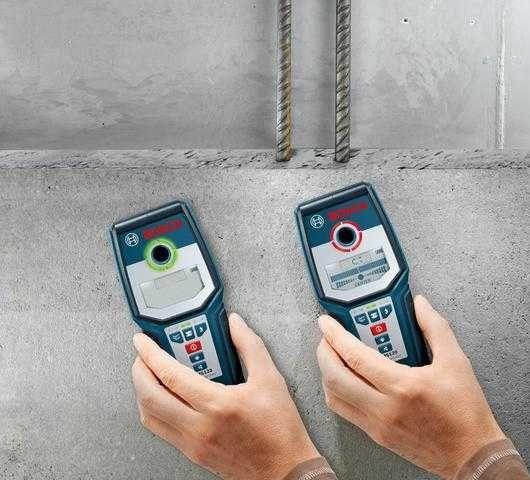 Detector de Materiais GMS 120 - Bosch  - COLAR