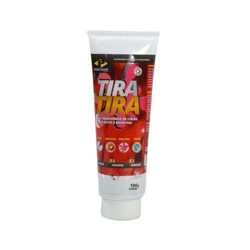 Super Gel Removedor de Colas, Tintas e Manchas - Tira Tira Pisoclean   - COLAR
